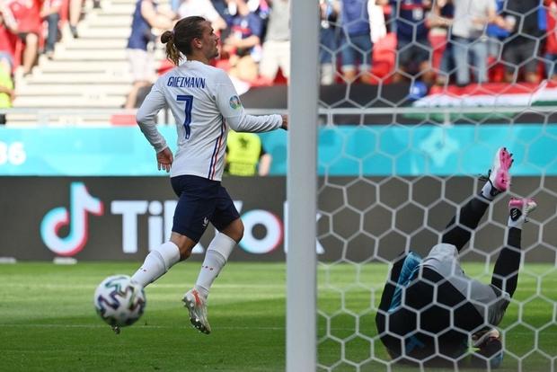 Chấn động Euro: Nhà vô địch thế giới Pháp hòa thất vọng trước Hungary trong ngày thi đấu dưới sức ép của hơn 5 vạn khán giả - Ảnh 4.