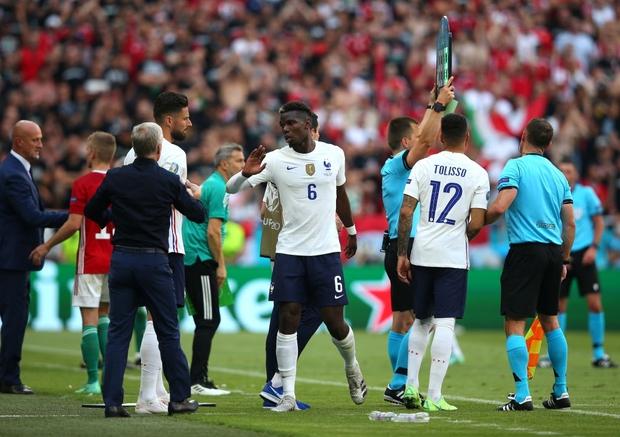 Chấn động Euro: Nhà vô địch thế giới Pháp hòa thất vọng trước Hungary trong ngày thi đấu dưới sức ép của hơn 5 vạn khán giả - Ảnh 5.