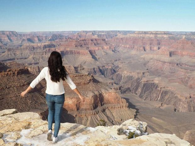 Lộ diện một vách núi hùng vĩ được ví như Grand Canyon của Việt Nam, nhìn từ góc độ nào cũng quá choáng ngợp - Ảnh 3.