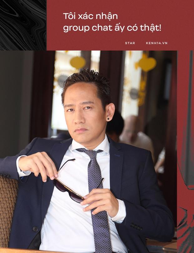 Phỏng vấn nóng Duy Mạnh: Hé lộ chi tiết bất ngờ về nhóm chat Nghệ sĩ Việt, chuyện bị Phi Nhung gài và ồn ào của Hoài Linh - Ảnh 2.