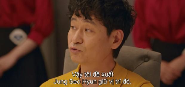Mợ út Lee Bo Young mất trí nhớ, trùm phản diện Ji Yong chính thức lên bàn thờ ở Mine tập 13 - Ảnh 4.