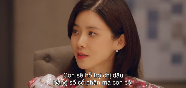 Mợ út Lee Bo Young mất trí nhớ, trùm phản diện Ji Yong chính thức lên bàn thờ ở Mine tập 13 - Ảnh 5.