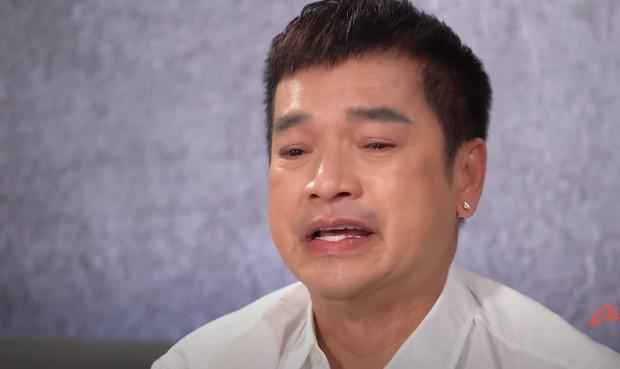 NS Quang Minh khóc nghẹn xin lỗi con gái, tâm sự về hôn nhân đổ vỡ với NS Hồng Đào - Ảnh 4.