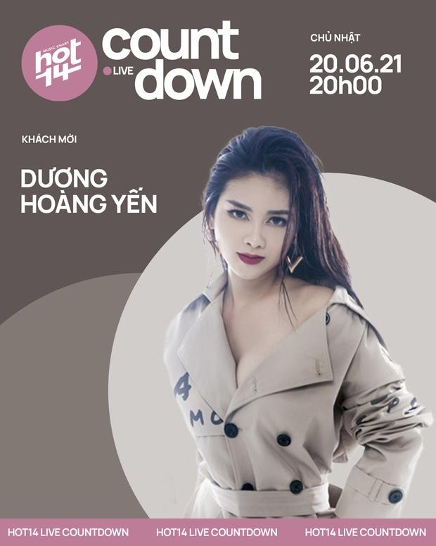 HOT14 Live COUNTDOWN công bố dàn line-up đỉnh của chóp hứa hẹn đem đến những special stage chất lượng cao - Ảnh 6.