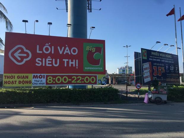 Big C Đồng Nai kiến nghị cho giải phóng hàng tươi sống đang bị phong tỏa - Ảnh 1.