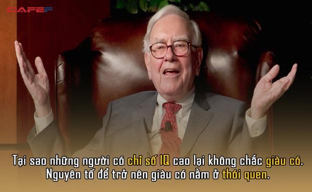 Tỷ phú Warren Buffett: Để đầu tư thành công bạn không cần thông minh hơn người nhưng nhất định phải có điều này! - Ảnh 1.