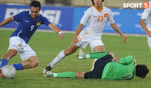 Tấn Trường cùng vết sẹo về ký ức SEA Games 2009 - Ảnh 1.