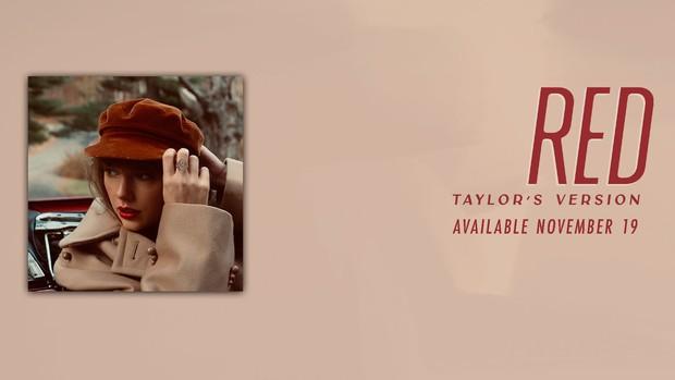 Taylor Swift công bố album Red phiên bản mới, chọn ngày ra mắt như một gáo nước lạnh tạt vào kẻ thù Scooter Braun! - Ảnh 2.