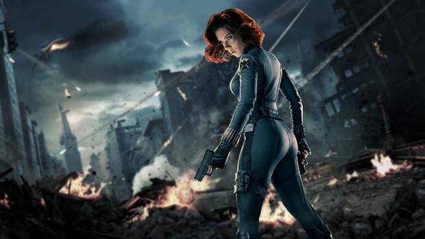 Nữ chính Black Widow bức xúc tố Marvel tình dục hóa nhân vật, bị gọi là... miếng thịt bởi đàn ông - Ảnh 4.