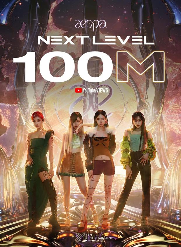 Bị chê tơi tả mà MV của aespa lại đạt 100 triệu views nhanh nhất nhóm nữ nhà SM, gen 4 chỉ xếp sau đại diện JYP - Ảnh 2.
