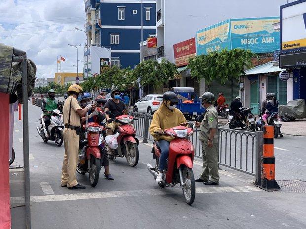 Quận Bình Tân đề xuất giãn cách xã hội theo Chỉ thị 16 trong vòng 14 ngày với 3 khu phố - Ảnh 1.