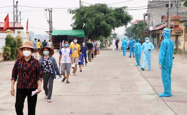 Bắc Ninh phát thông báo khẩn tìm người liên quan đến ca mắc COVID-19 tại chốt kiểm dịch  - Ảnh 1.