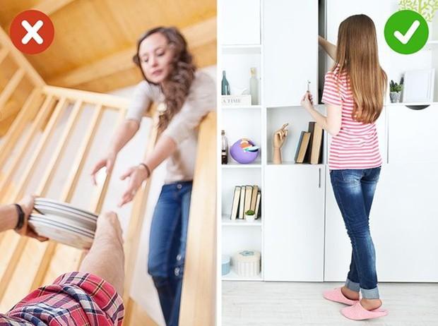 8 lỗi nghiêm trọng khi sắp xếp đồ đạc khiến nhà bạn trông kém duyên - Ảnh 6.