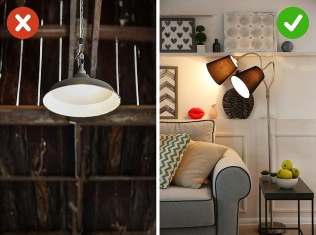 8 lỗi nghiêm trọng khi sắp xếp đồ đạc khiến nhà bạn trông kém duyên - Ảnh 11.