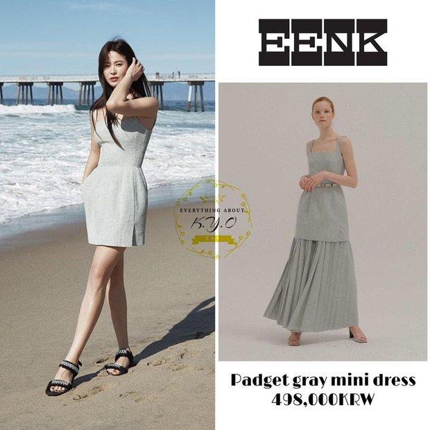Antifan chê khí chất của Song Hye Kyo và đây là cách nàng phản dame - Ảnh 5.