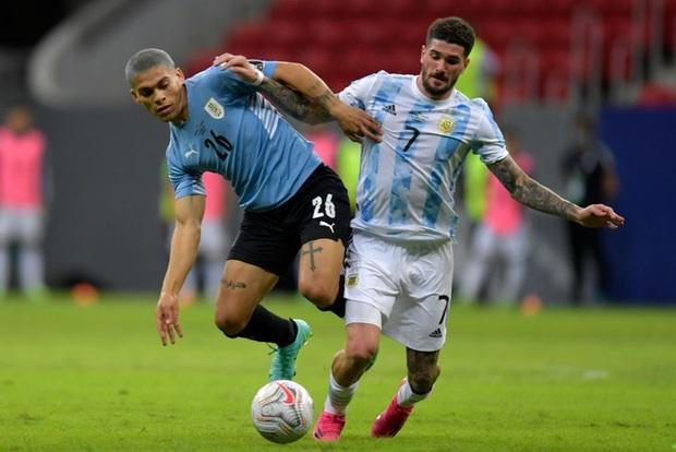 Messi kiến tạo giúp Argentina có thắng lợi đầu tiên tại Copa America 2021 - Ảnh 9.