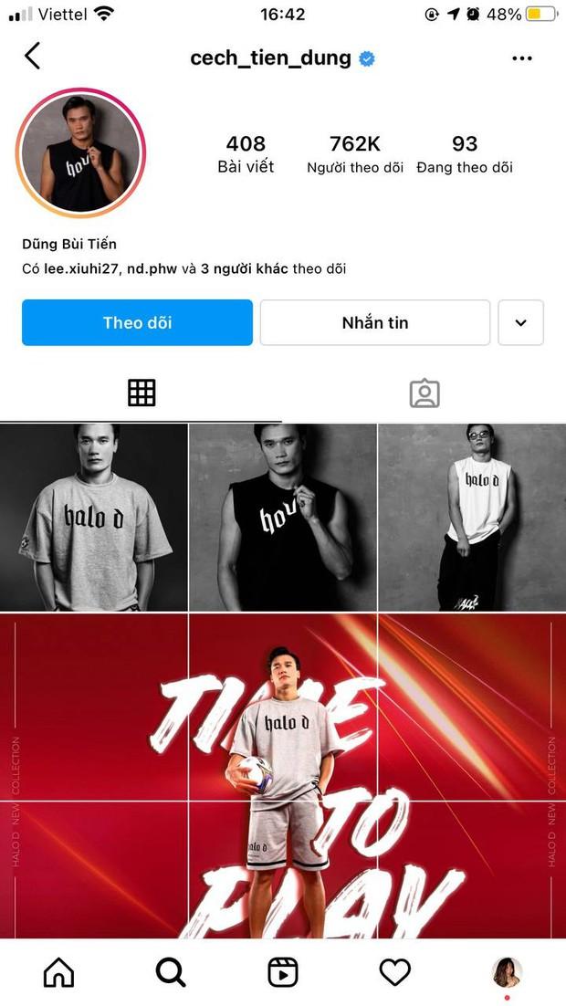 Không phải Đoàn Văn Hậu, Quang Hải hay Bùi Tiến Dũng, cầu thủ Việt có nhiều người theo dõi nhất trên Instagram là ai? - Ảnh 3.