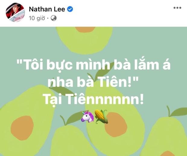 Chưa biết Nathan Lee bực bà Tiên nào, nhưng chắc chắn là fan cứng của Ngày Xửa Ngày Xưa! - Ảnh 2.