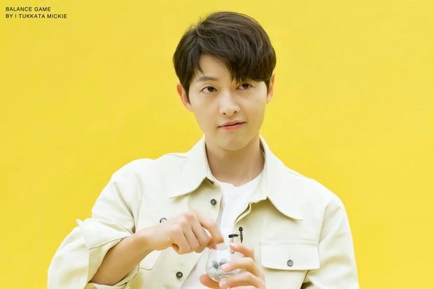 Song Joong Ki lần đầu hé lộ tất tần tật bí mật cá nhân: Thích thứ nhiều người ghét, tự nhận cái gì mà tự bóc mẽ thế này? - Ảnh 3.