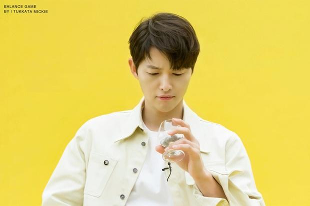 Song Joong Ki lần đầu hé lộ tất tần tật bí mật cá nhân: Thích thứ nhiều người ghét, tự nhận cái gì mà tự bóc mẽ thế này? - Ảnh 4.