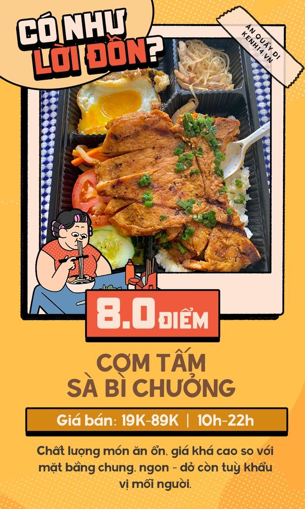 Review cực gắt cơm tấm của hội streamer hot nhất Việt Nam: Có gì ngon mà giá gần cả trăm ngàn, muốn mua được cũng phải ăn ở tốt? - Ảnh 16.
