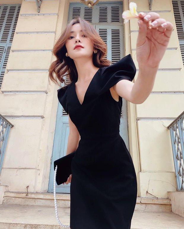 """Khánh Linh sang chảnh với """"váy thư ký"""" 2 triệu của Zara, bonus thêm cho bạn vài mẫu tương tự mà rẻ hơn nhiều  - Ảnh 4."""