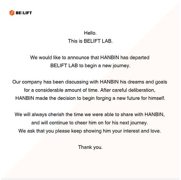 Trainee Việt Hanbin bất ngờ rời Big Hit, về chung nhà với nhóm cosplay BLACKPINK khiến fan Kpop ngán ngẩm - Ảnh 2.