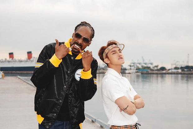 Nam rapper từng hợp tác với Sơn Tùng đã lên chức ông nội, lại còn đặt tên cháu là Sky - Ảnh 1.