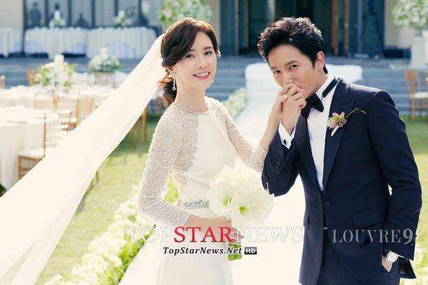 Mợ út tài phiệt của Mine Lee Bo Young: Hoa hậu bị gán mác tiểu tam, cự tuyệt tài tử Ji Sung rồi lại cùng chàng có kết đẹp như cổ tích - Ảnh 18.