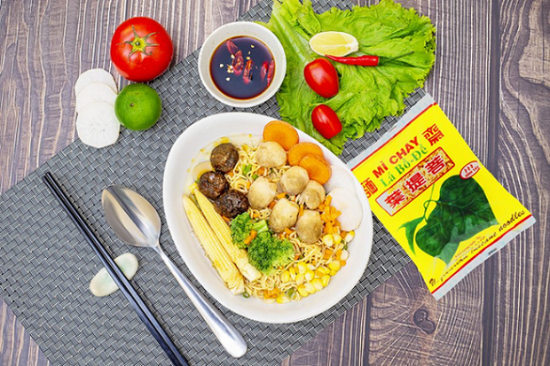 Hiếm người biết công ty của bà Lê Thị Giàu sở hữu loại mì gói lâu đời bậc nhất Việt Nam, thế hệ 7x và 8x chắc không còn xa lạ - Ảnh 3.