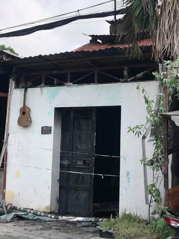 TP.HCM: Cháy nhà lúc nửa đêm, vợ tử vong, chồng và con gái 4 tuổi phải cấp cứu - Ảnh 3.
