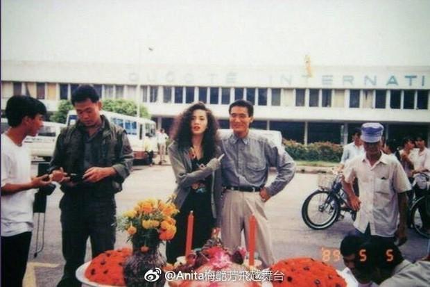 Loạt ảnh đại mỹ nhân Hong Kong sang Việt Nam đóng phim dội bom cõi mạng, đẹp nhưng mất sớm khiến ai nấy hối tiếc - Ảnh 4.