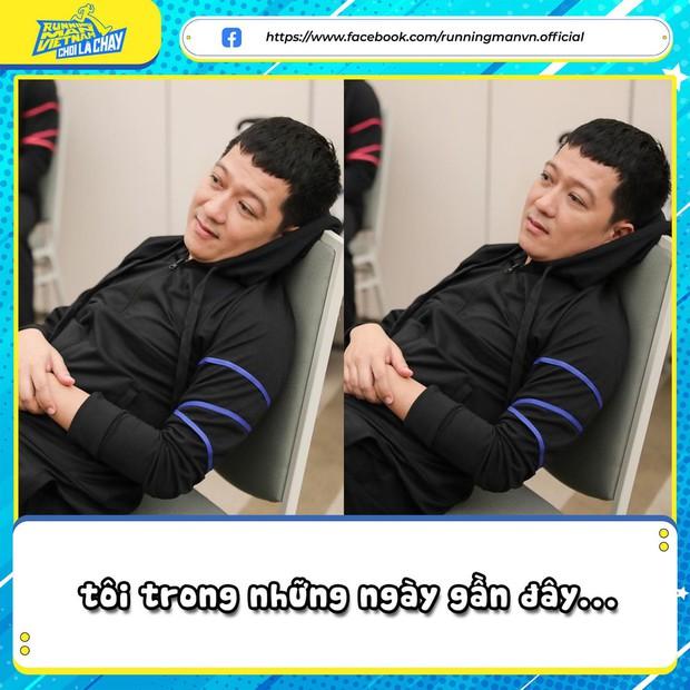 Trường Giang ngồi thất thần ở hậu trường Running Man, fan nghi ngờ đã bị Trương Thế Vinh rắc muối tiêu - Ảnh 3.
