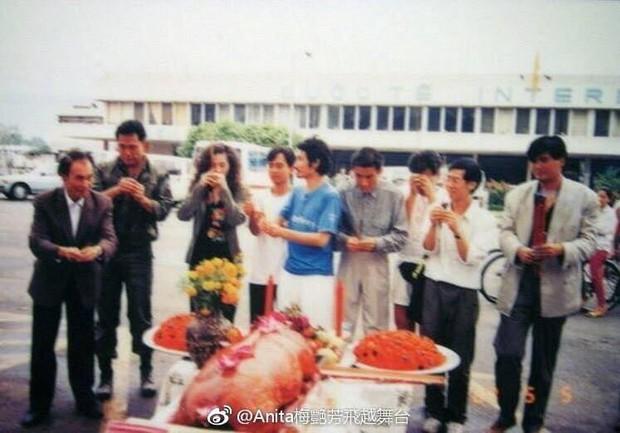 Loạt ảnh đại mỹ nhân Hong Kong sang Việt Nam đóng phim dội bom cõi mạng, đẹp nhưng mất sớm khiến ai nấy hối tiếc - Ảnh 3.