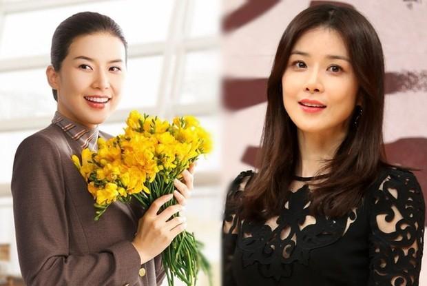 Mợ út tài phiệt của Mine Lee Bo Young: Hoa hậu bị gán mác tiểu tam, cự tuyệt tài tử Ji Sung rồi lại cùng chàng có kết đẹp như cổ tích - Ảnh 5.