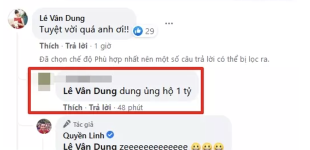 """Ủng hộ hành động chống dịch ý nghĩa của MC Quyền Linh, NS Hồng Vân và Vân Dung lại bị """"rước hoạ vào thân"""" - Ảnh 4."""