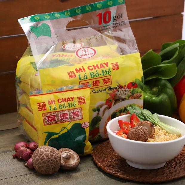Hiếm người biết công ty của bà Lê Thị Giàu sở hữu loại mì gói lâu đời bậc nhất Việt Nam, thế hệ 7x và 8x chắc không còn xa lạ - Ảnh 4.