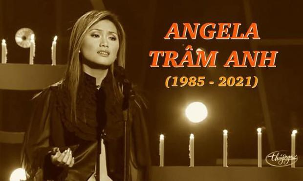 Ca sĩ Angela Trâm Anh qua đời đột ngột ở tuổi 36 vì ung thư gan, Lệ Quyên và Phi Nhung xót xa vì nữ nghệ sĩ còn quá trẻ - Ảnh 2.