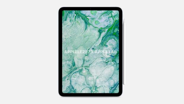 iPad thế hệ 10 lộ concept xinh lung linh: Kích thước không đổi, nhiều lựa chọn màu sắc và hỗ trợ Apple Pencil - Ảnh 2.