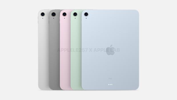 iPad thế hệ 10 lộ concept xinh lung linh: Kích thước không đổi, nhiều lựa chọn màu sắc và hỗ trợ Apple Pencil - Ảnh 4.