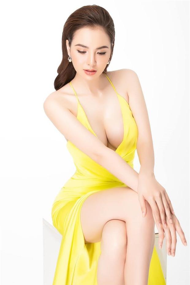 Nhìn Á hậu Hong Kong ly hôn nhận được 876 tỷ, Hoa hậu Diễm Hương bất ngờ : Hồi xưa em ngu ghê - Ảnh 6.