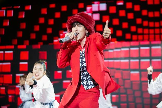 Tân binh Vpop xuất hiện tại The Heroes được ví như Sơn Tùng M-TP và Soobin, và netizen đồng loạt gọi tên G-Dragon! - Ảnh 2.
