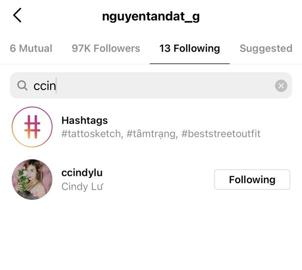 Hậu công khai bồ mới, vô  tình hay cố ý Du Uyên lẫn Đạt G đều làm điều này trên Instagram   - Ảnh 5.