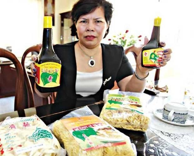 Hiếm người biết công ty của bà Lê Thị Giàu sở hữu loại mì gói lâu đời bậc nhất Việt Nam, thế hệ 7x và 8x chắc không còn xa lạ - Ảnh 1.