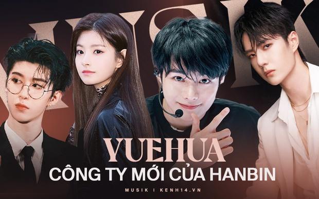 Công ty mới của Hanbin: Sở hữu Vương Nhất Bác, Phạm Thừa Thừa và idol Kpop nổi bật nhưng vì sao fan lại không hài lòng? - Ảnh 4.