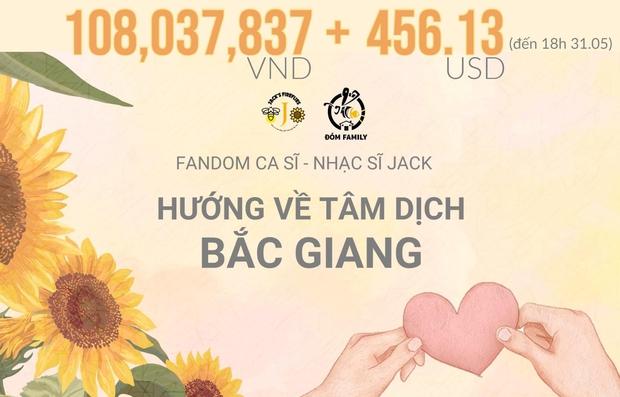 Jack tự hào khi FC Đom Đóm có hành động thiện nguyện hướng về Bắc Giang: Khán giả của tôi họ thích gì làm đó và lười trình bày - Ảnh 1.
