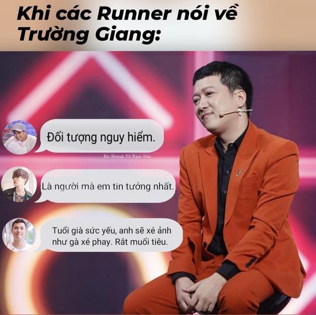 Trường Giang ngồi thất thần ở hậu trường Running Man, fan nghi ngờ đã bị Trương Thế Vinh rắc muối tiêu - Ảnh 2.