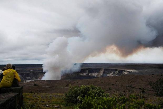 Núi lửa lớn nhất thế giới Mauna Loa trước nguy cơ phun trào - Ảnh 1.