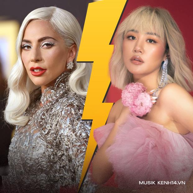 Trước khi dính ồn ào về việc cover ca khúc của Lady Gaga, Văn Mai Hương từng bị chỉ trích vì hát hit Hoài Lâm không xin phép - Ảnh 2.