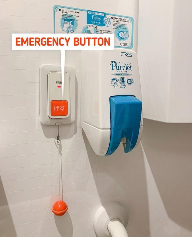 Ma trận các quy tắc... đi toilet của các nước trên thế giới, ấn tượng nhất chắc chắn phải là Nhật Bản - Ảnh 2.